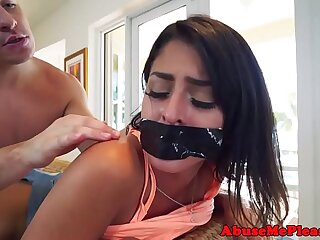 Roughsex loving petite amateur doggystyled